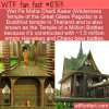WTF Fun Fact – Temple Of Beer Bottles