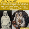 WTF Fun Fact – Vestal Virgins