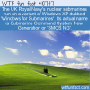 WTF Fun Fact – Windows For Submarines