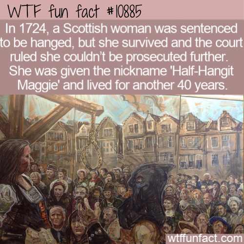 WTF Fun Fact - Alive With New Nickname