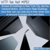WTF Fun Fact – Buildings With A Single Zip Code