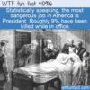 WTF Fun Fact – Most Dangerous Job
