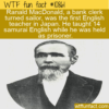 WTF Fun Fact – Ranald MacDonald