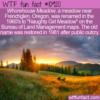 WTF Fun Fact – Whorehouse Meadow