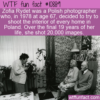 WTF Fun Fact – Zofia Rydet