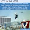 WTF Fun Fact – Evel Knievel's Stuntman