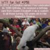 WTF Fun Fact – Fred's 100th Birthday