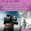 WTF Fun Fact – A Non-violent Blackbeard