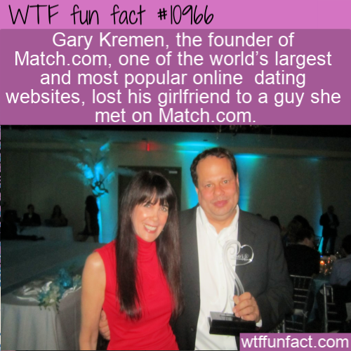 WTF Fun Fact - Match.com Didn't Support Owner