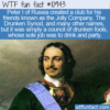WTF Fun Fact – Jolly Company