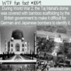 WTF Fun Fact – Bamboo Covered Taj Mahal