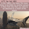 WTF Fun Fact – Bitten By A Shark Or Human