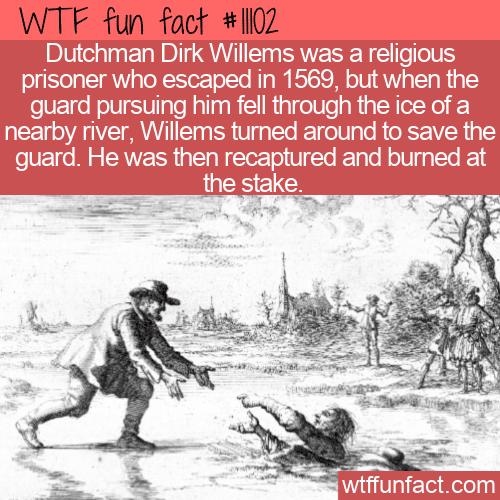 WTF Fun Fact - Dirk Willems
