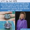 WTF Fun Fact – Genuine 26 Carat Diamond Ring