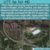 WTF Fun Fact – House Sold To Apple