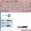 WTF Fun Fact – Million Billion Phone Bill