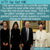 WTF Fun Fact – Privilège Du Blanc