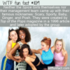 WTF Fun Fact – Who Named The Spice Girls?