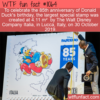 WTF Fun Fact – World's Largest Special Stamp