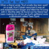 WTF Fun Fact – Smells Like Teen Spirit Deodorant