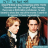 WTF Fun Fact – Brad Pitt Tried To Exit A Movie