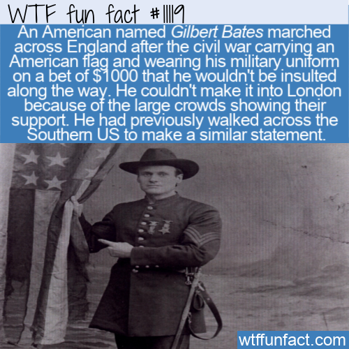 WTF Fun Fact - Gilbert Bates