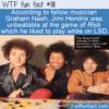 WTF Fun Fact – Jimi Hendrix Unbeatable At Risk