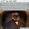 WTF Fun Fact – Old US President Photograph $.50