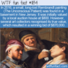 WTF Fun Fact – Rembrandt In New Jersey Basement