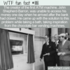 WTF Fun Fact – The ATM Inspiration