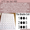 WTF Fun Fact – Barbier's Night Writing