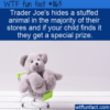 WTF Fun Fact – Trader Joe's Hidden Secret