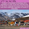 WTF Fun Fact- Visa-Free Zone