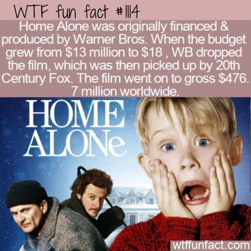 WTF Fun Fact - Warner Bros Mistake