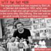WTF Fun Fact – Barbie And Bild Lilli