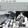 WTF Fun Fact – Bill Werbeniuk The Drinking Snooker Player