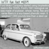WTF Fun Fact – Bioplastic Ford