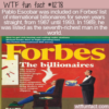 WTF Fun Fact – Escobar On Forbes List