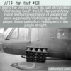 WTF Fun Fact – Ghost Tapes For War