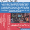 WTF Fun Fact – John Bongiovi Christmas In The Stars