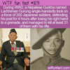 WTF Fun Fact – Lachhiman Gurung