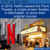 WTF Fun Fact – Netflix Comes Full Circle