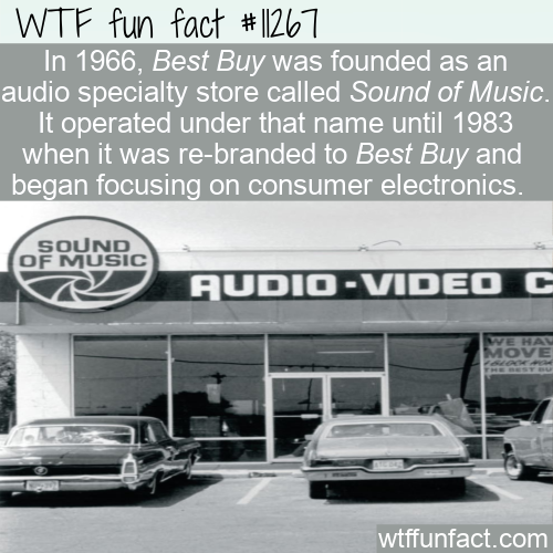 WTF Fun Fact - Sound Of Music