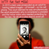 WTF Fun Fact – Teen Predator Of Himself