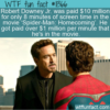 WTF Fun Fact – $10 Million In 8 Minutes