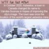WTF Fun Fact – Asbestos Now Val-Des-Sources