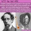 WTF Fun Fact – Charles Dickens Prank