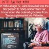 WTF Fun Fact – First Online Purchase