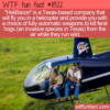 WTF Fun Fact – HeliBacon