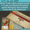 WTF Fun Fact – Monopoly Banned